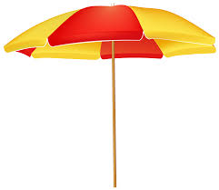 beach umbrella. Brilliant Umbrella Beach Umbrella PNG Clip Art In