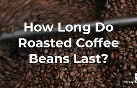 To maximize the shelf life of ground coffee after opening, transfer the ground coffee to a canister that blocks out light and has an airtight seal. How Long Do Roasted Coffee Beans Last When Does It Go Bad Crazy Coffee Crave