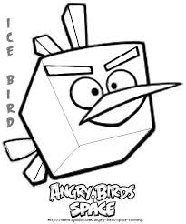 Small Picture angrybirdcom print coloring pages angry bird coloring page ice