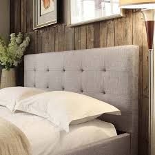 low king headboard. Interesting Low Jensen Upholstered Low Profile Tufted King Headboard  Overstock Shopping  Big Discounts On Headboards With I