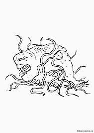 Monsters En Co Kleurplaat 73951 Kleurplaat