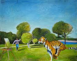 descriptive essay on painting
