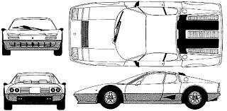 ferrari boxer engine diagram ferrari auto wiring diagram schematic ferrari berlinetta boxer 1971 cartype on ferrari boxer engine diagram