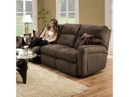 Savannah Reclining Living Room Reclining Sofa