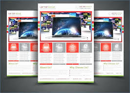 Brochure Template Word Mesmerizing One Pager Template Word Beautiful E Page Brochure Template Free