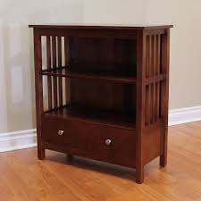 mission style bookcase. Interesting Mission Shop Hollydale Cherry Mission Style Bookcase  On Sale Free Shipping  Today Overstockcom 8496390 For A