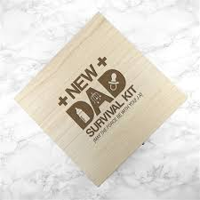 fathers day gifts for first time dads personalized new dad survival kit