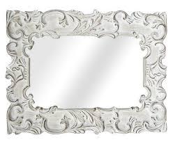 legion ornate bathroom wall mirror