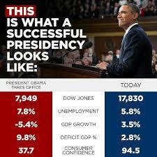President Obama Accomplishments Chart Commentary The Premier Online Magazine For Black Men