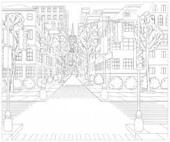 Tip, oh and pig, the protagonists. Architecture And Living Coloring Pages For Adults