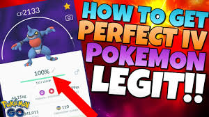 Pokemon GO HOW TO GET PERFECT IV POKEMON WITHOUT SPOOFING OR SCANNING! -  YouTube