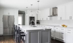 Choosing cabinet colors may be difficult, but picking out hardware shouldn't be: Trending Kitchen Cabinet Colors 2019