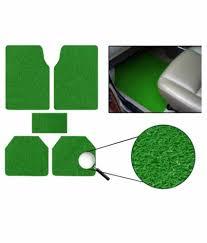 green car floor mats. Interesting Car U E Green Car Floor Mats  Set Of 5 For U