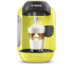 Currys Small Kitchen Appliances Buy Tassimo By Bosch Vivy Ii Tas1256gb Hot Drinks Machine Lime