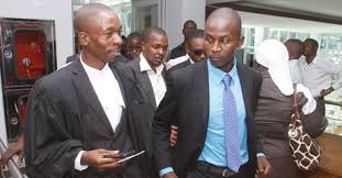 The petitioner Mr Habib Buwembo  R  an