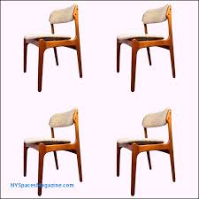 bent wood dining chairs awesome danish mid century teak dining chairs od 49 by erik buck
