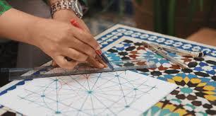 Patterns Online Mesmerizing ONLINE COURSE PROMO Draw Islamic Geometric Patterns With Samira