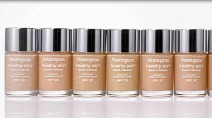 neutrogena healthy skin enhancer broad spectrum spf 20 neutral to tan 40 1 fl oz walmart