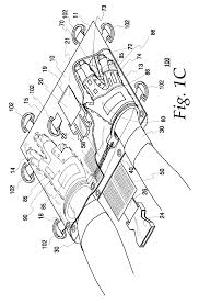 Mitsubishi eclipse drawing patent us7942152 soft hand restraint device for transporting