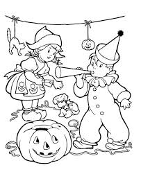Small Picture Kids Halloween Coloring Printables Candy Halloween Preschool