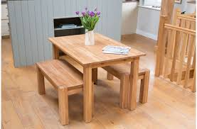 fascinating small table with bench 10 south port in kitchen designs 0