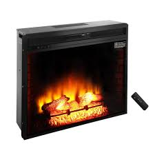 furniture insert electric fireplace new classicflame 33 in 3d spectrafire plus infrared electric electric
