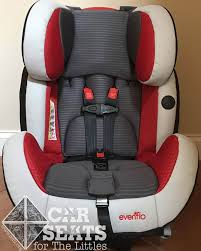evenflo symphony review car seats for