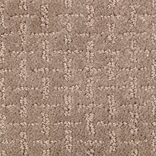 Mohawk Industries Timeless Form Hawaiian Tan Carpet Wall to