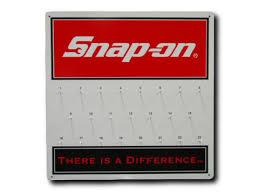 Snap-on  snap  Keychain Board KEY HOLDER BOARD