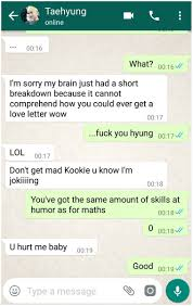 "Short Love Letters Him Thread By Infparmy "" Bts Text Au [Jikook ..."