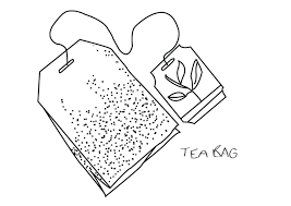 tea bag drawing tumblr. Contemporary Drawing 8 Line Drawing Of Everyday Objects Tea Bag To Tumblr R