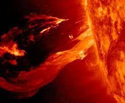 Erupción solar del 14 de marzo – Nuestroclima
