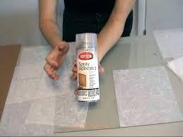 how to glue glass wood attach frame n xic