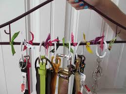 DIY Belt Storage Ideas With Hanger