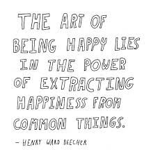 Simple Happy Quotes Images