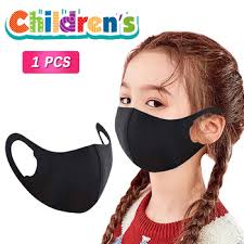Children Facemask Cloth Face Mask Breathable Face Shield ...
