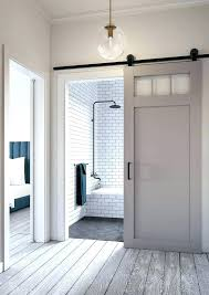 frosted pantry door doors barn interior painted modern best glass casual kitchen de