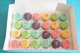 Rainbow Unicorn Cake Acup4mycake