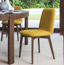 Contemporary Sami Dining Chair In Choice Of Fabrics And Wood By Contemporary Fabric Dining Chairs Uk