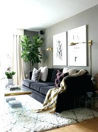 black couch living room ideas marvelous for window treatment home decor leather furniture contemporary livin