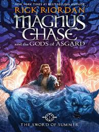 Magnus Chase And The Sword Of S Rick Riordan