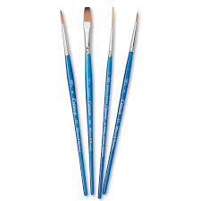 Winsor Newton Cotman Watercolor Brushes Blick Art Materials