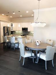 Kitchen Family Room Design Villagio Reserve Delray Beach Fl Kitchen Family Room Design