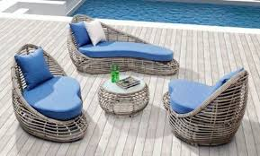 Cool Resin Wicker Patio Furniture For All Weather  HGNVCOMRattan Furniture Outdoor