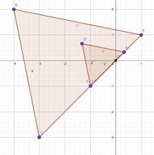 Contoh soal untuk mencari luas dan keliling segitiga. Dilatasi Mathematics