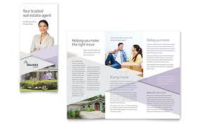 Free Tri Fold Brochure Templates Word Interesting Diy Brochure Template Njswest