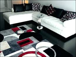 red grey rug red contemporary area rugs red and gray area rugs red and grey area rugs black gray