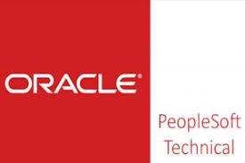 about oracle peoplesoft technical training peoplesoft technical