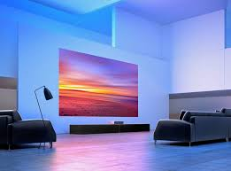 Buy <b>Xiaomi Mijia Laser Projection</b> TV 4K Home Theater For Only ...