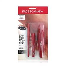 Faces Canada <b>Magneteyes</b> Range <b>3 In 1</b>, Black, 13 g: Amazon.in ...